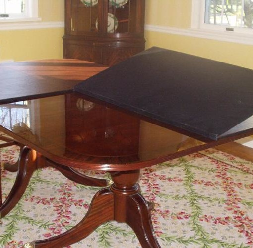 Pad For Dining Room Table: Table Pad For ETHAN ALLEN Dining Table
