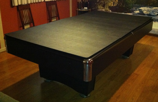 Table Pad For POOL TABLES 2U Dining Table